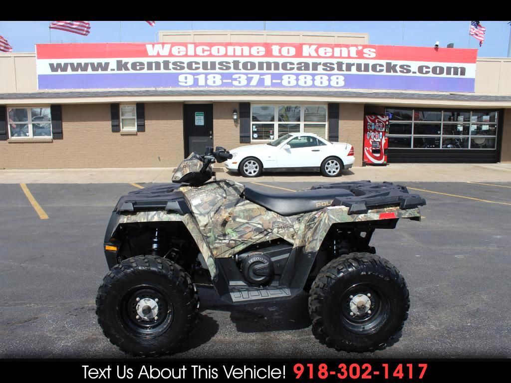 2015 Polaris Sportsman 570 EFI Pursuit Camo AWD