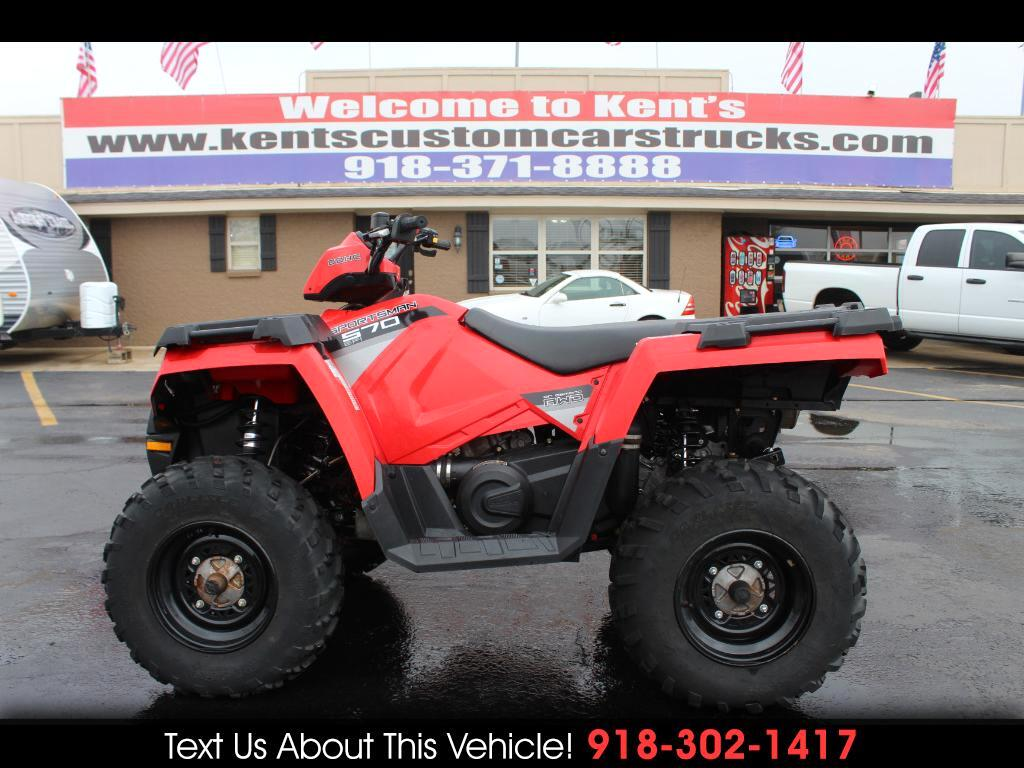 2015 Polaris Sportsman 570 EFI Indy Red