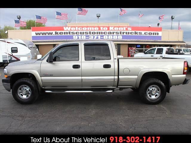 2001 Chevrolet Silverado 2500HD LS Crew Cab Short Bed 2WD