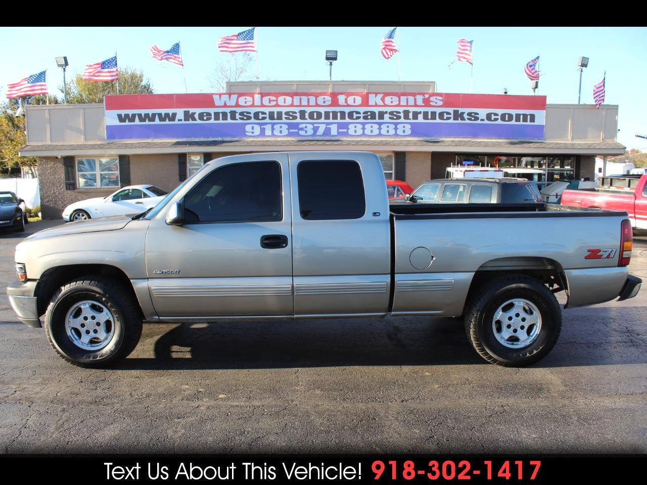 1999 Chevrolet Silverado 1500 LS 3dr Extended Cab 4WD Z71 Short Bed