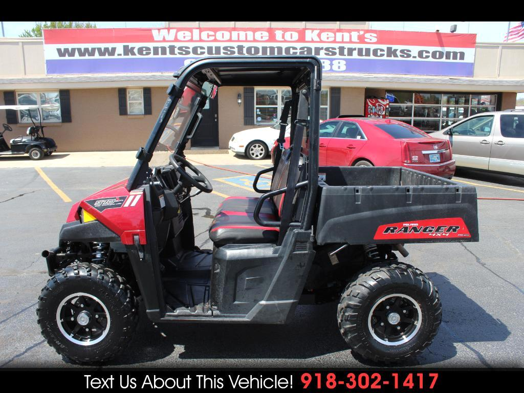 2016 Polaris Ranger 570 EPS Sunset Red AWD ATV