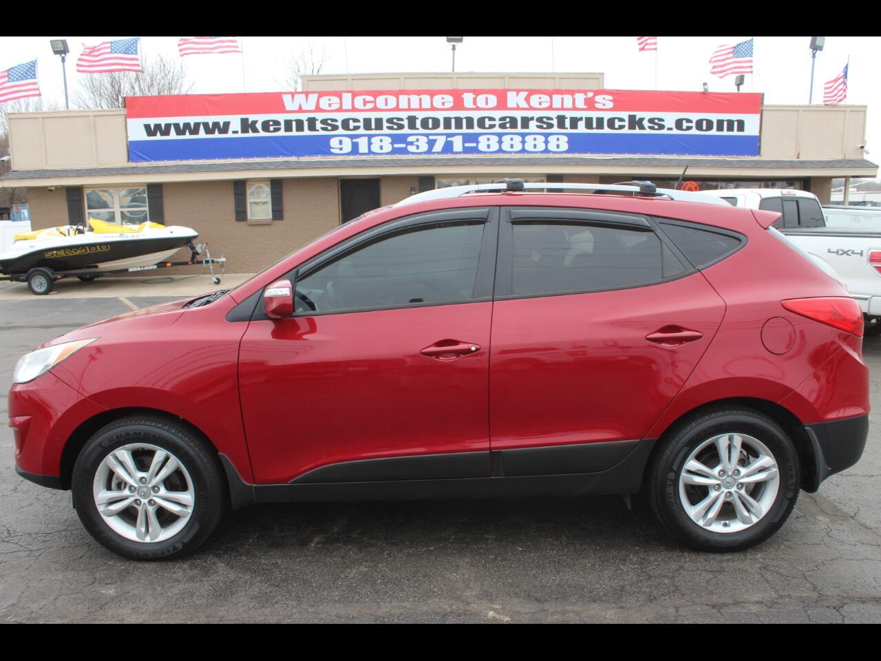Hyundai Tucson FWD 4dr Auto GLS 2012
