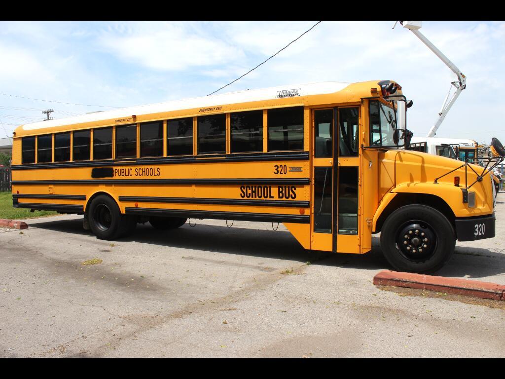 2002 Freightliner FS65 Thomas Built School Bus