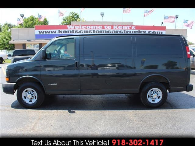 2003 Chevrolet Express 3500 Cargo