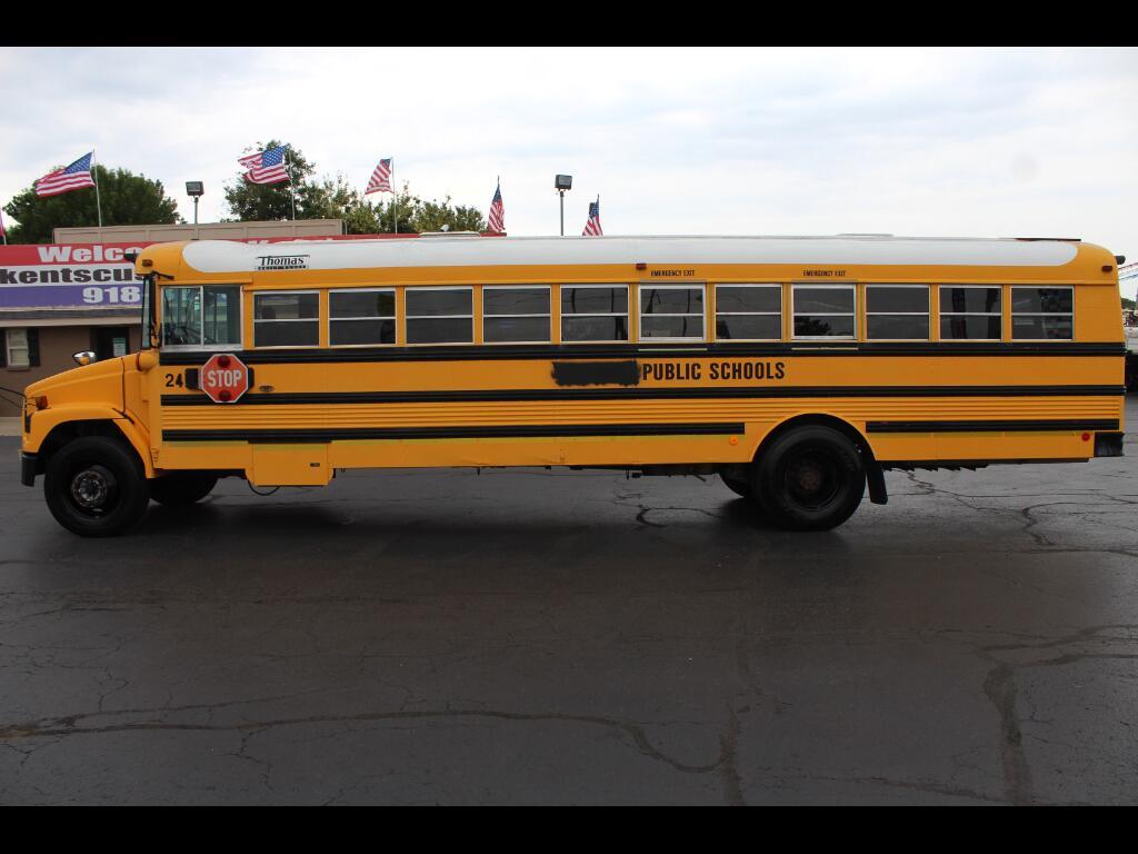 2000 Freightliner FS65 Thomas Built School Bus