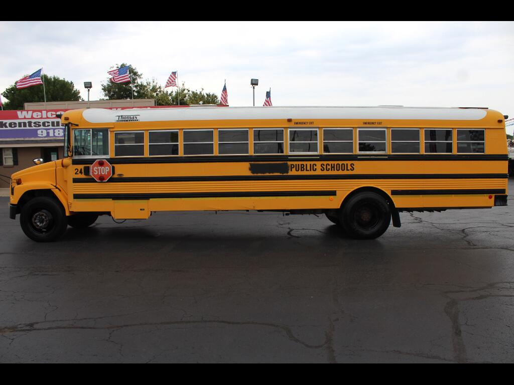 2000 Freightliner FS65 Thomas Built School Bus