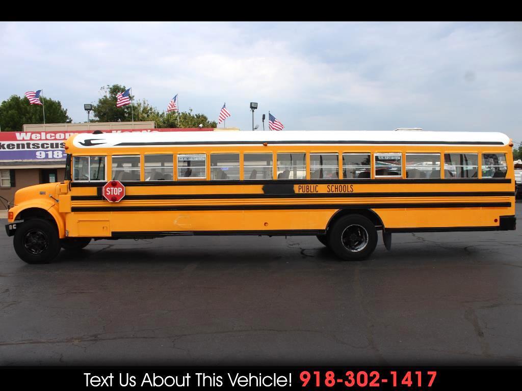1997 International 3800 School Bus