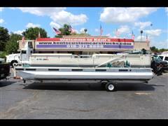 1998 Tahoe Pontoon Boat
