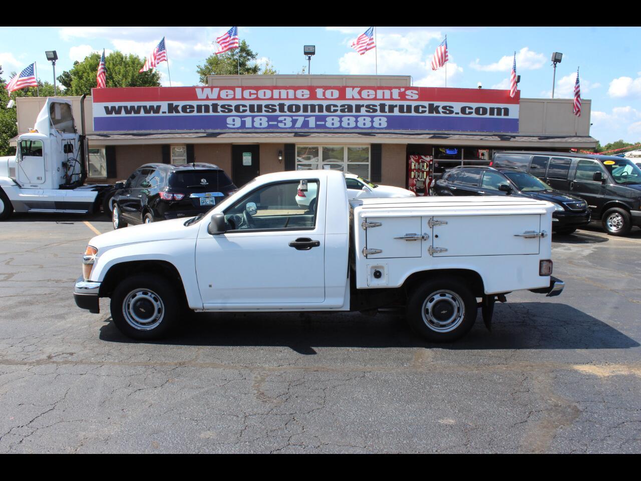 2006 Chevrolet Colorado Regular Cab 2WD Temperature Controlled Bed