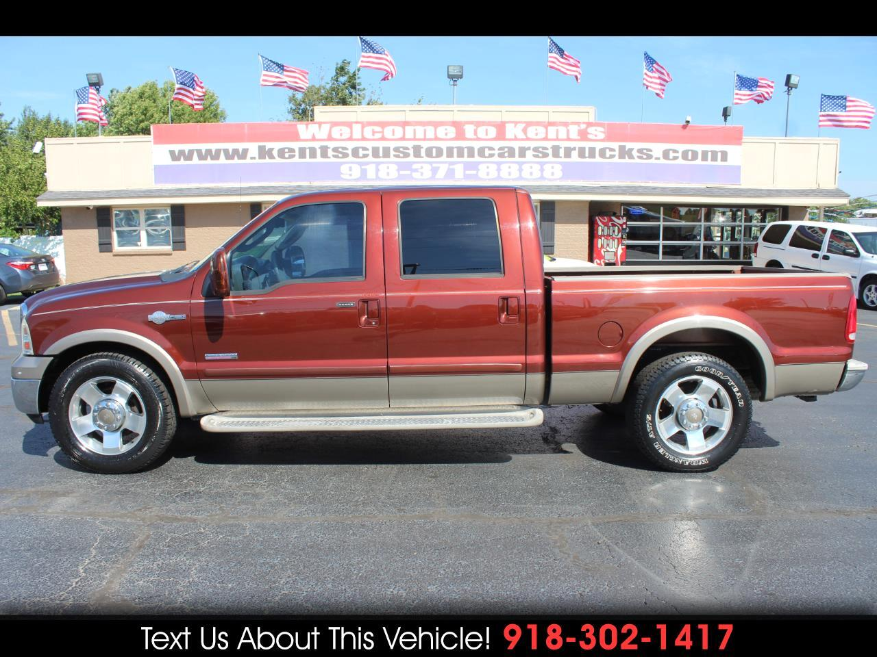 2006 Ford F-250 SD King Ranch Crew Cab 2WD Short Bed