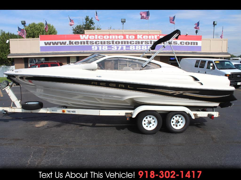 2001 Regal 2100 LSR Bowrider