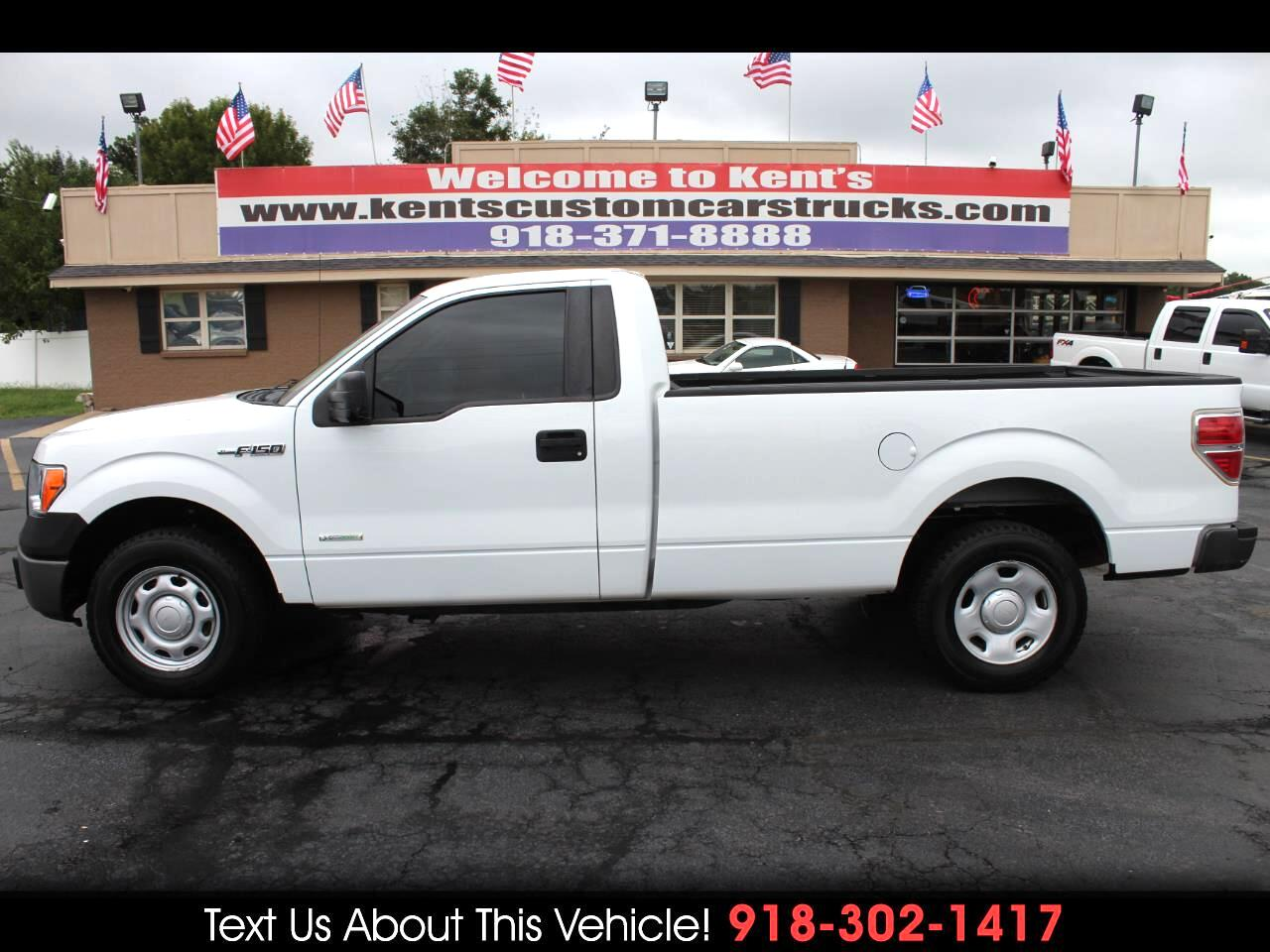 2012 Ford F-150 XL Regular Cab 2WD Long Bed