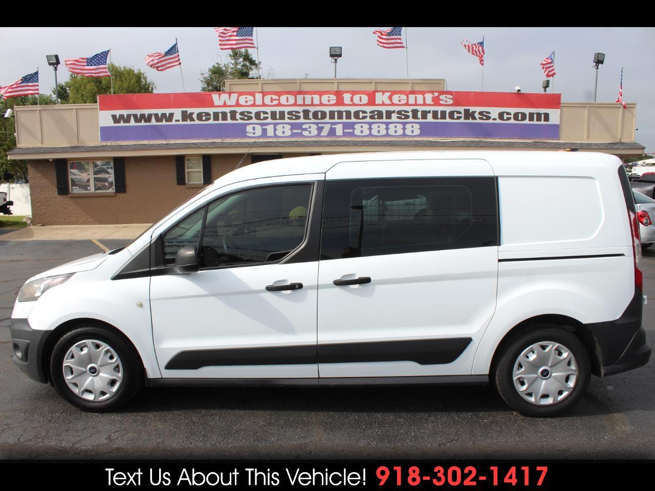 2014 Ford Transit Connect XL LWB Cargo Mini-Van