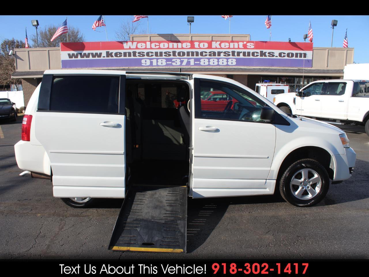 2010 Dodge Grand Caravan SE BraunAbility Wheelchair Van