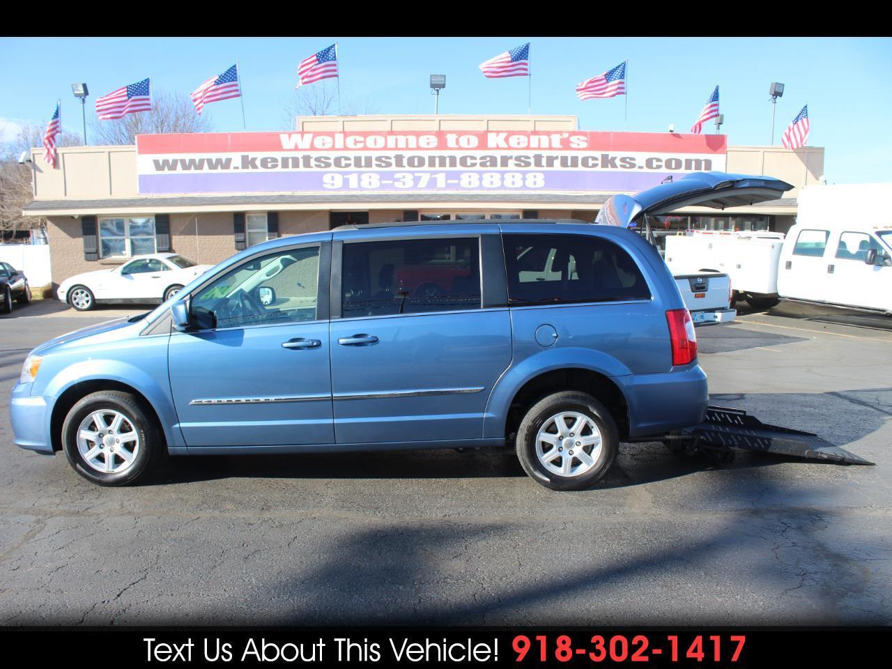 2011 Chrysler Town & Country Touring Wheelchair Access Mini-Van