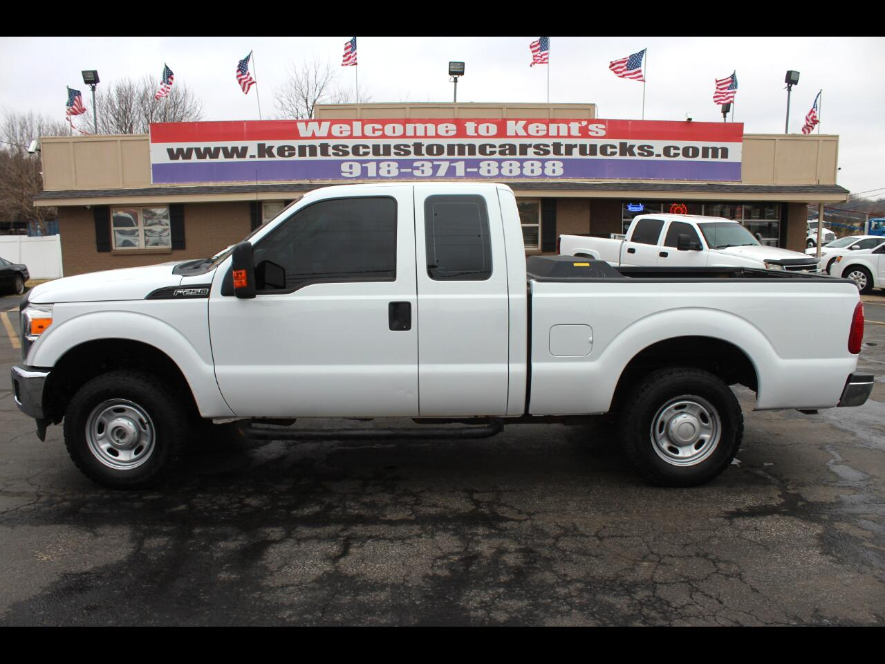 2014 Ford F-250 SD XL SuperCab 4WD Short Bed