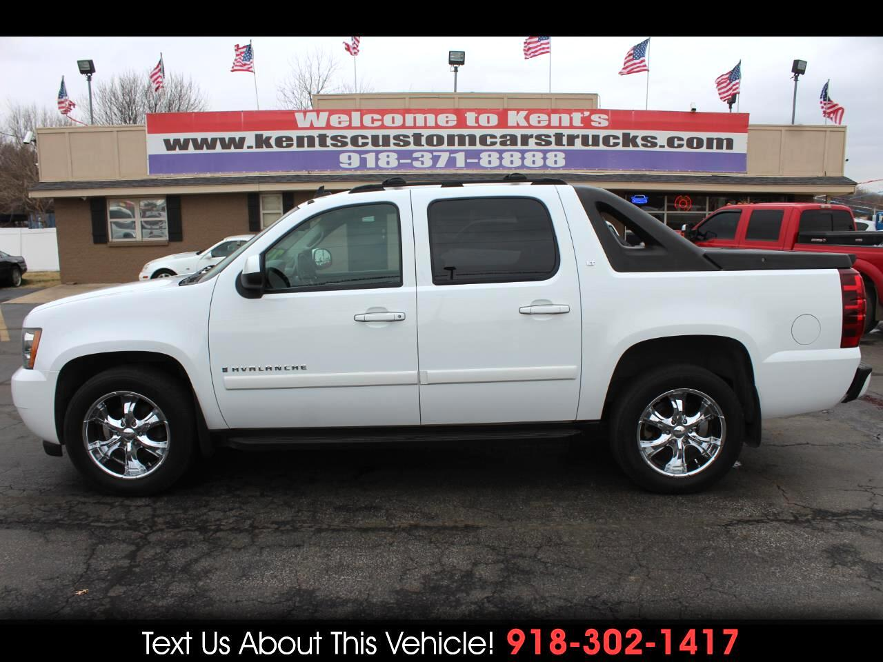 2007 Chevrolet Avalanche 1500 LT1 Crew Cab 2WD Short Bed