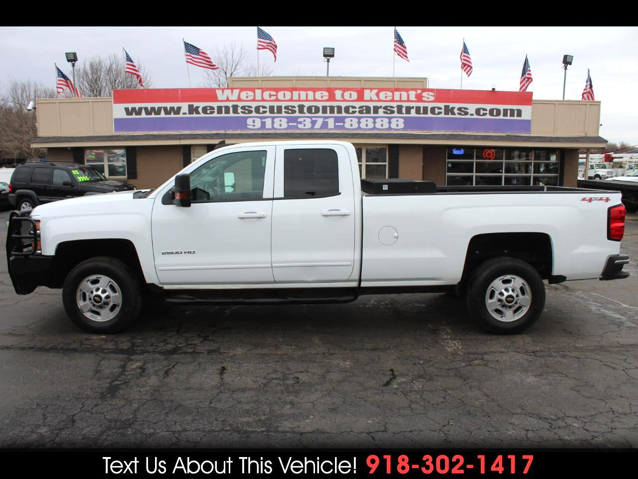 2015 Chevrolet Silverado 2500HD LT Double Cab 4WD Long Bed