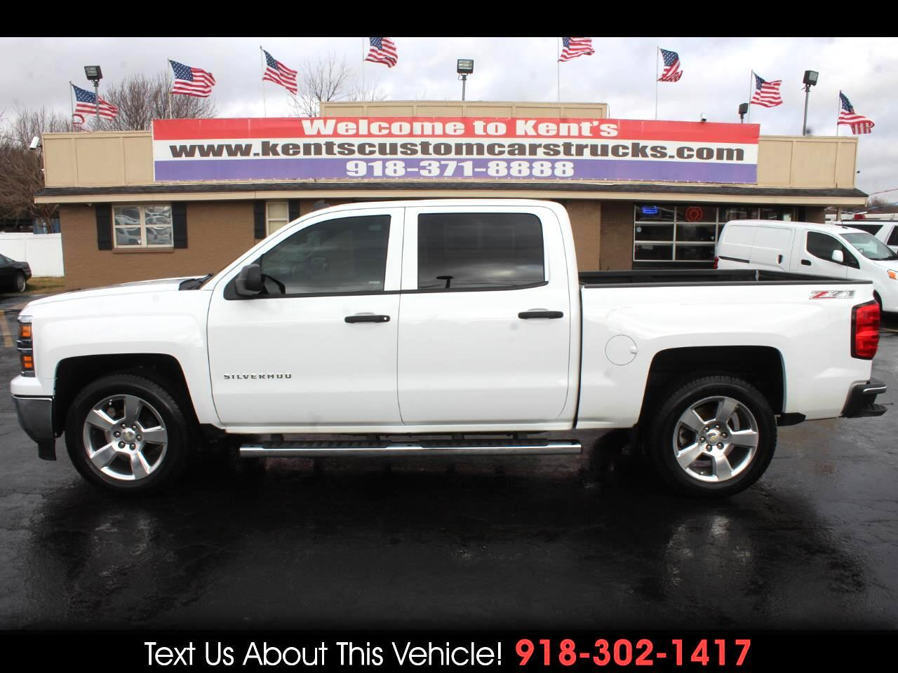2014 Chevrolet Silverado 1500 LT Z71 Crew Cab 5.8 ft. Short Bed