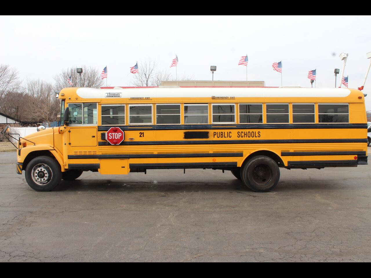 Used 2005 Thomas School Bus for Sale in Collinsville, OK