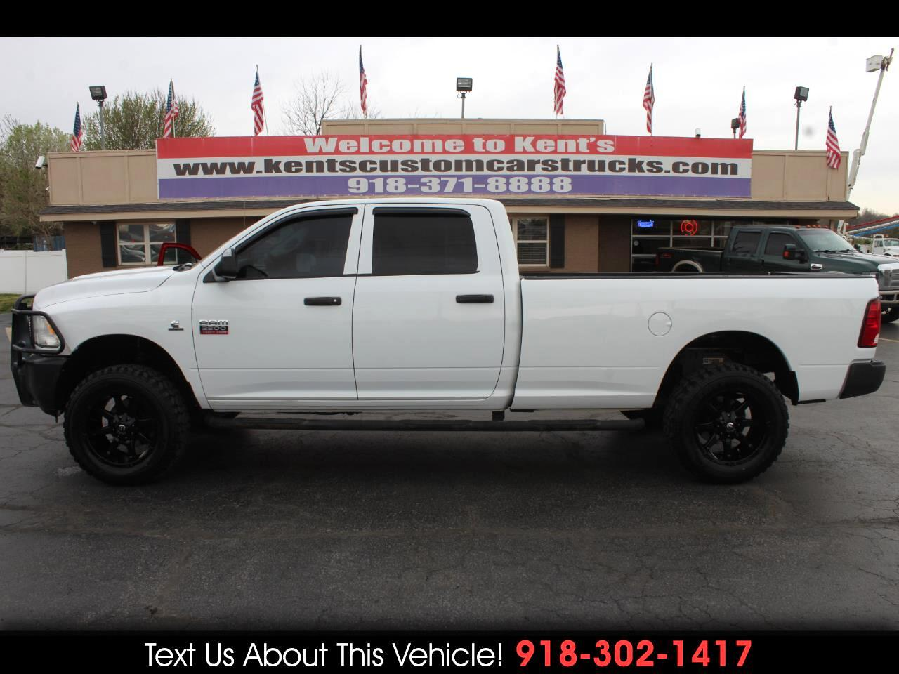 2012 Ram Truck Ram 2500 ST Crew Cab 4WD 8 ft. Long Bed