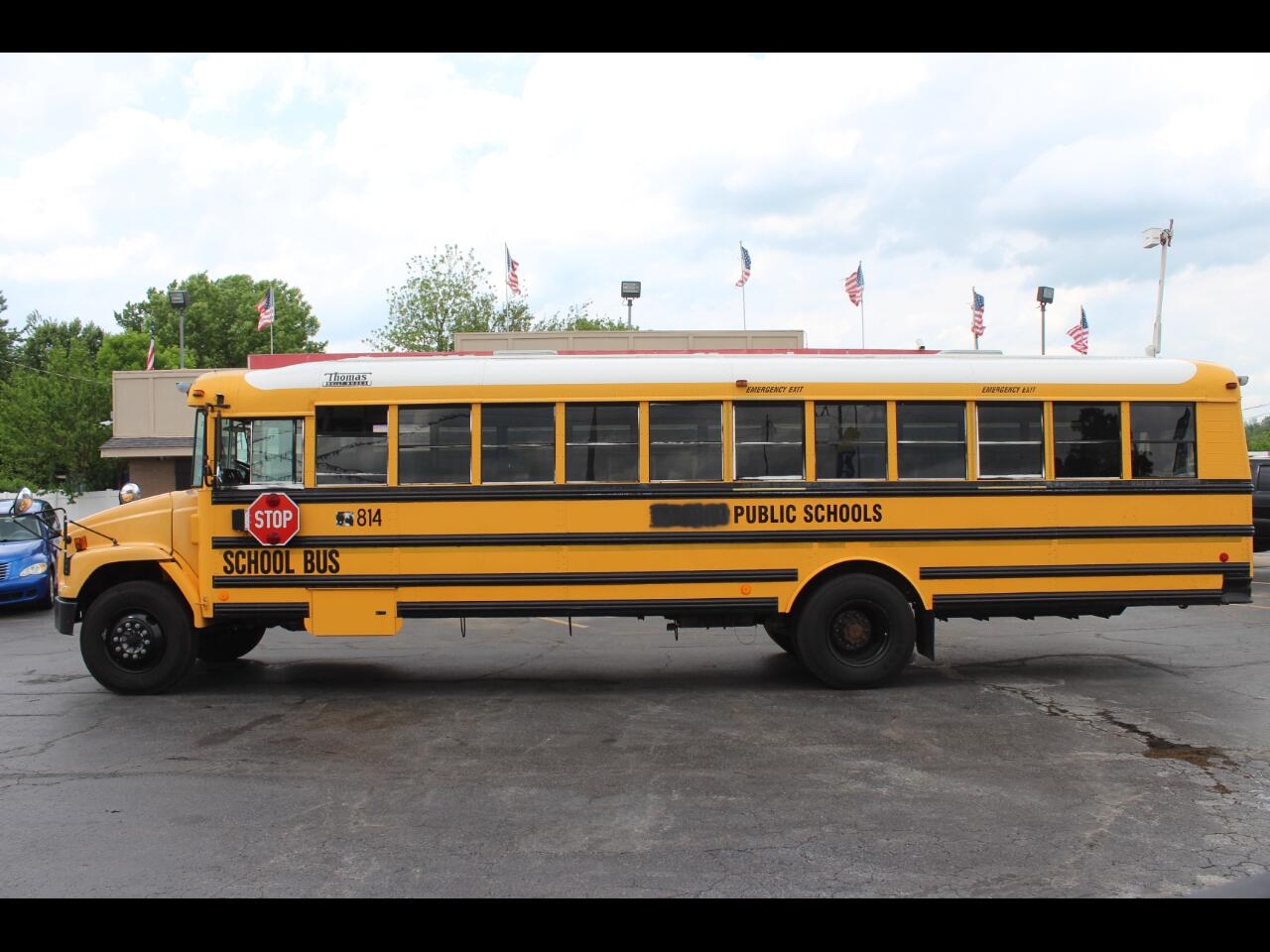 2002 Thomas School Bus 71 Passenger