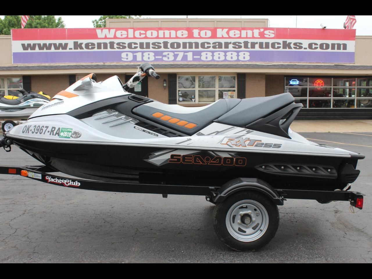2008 Sea-Doo RXT X 255