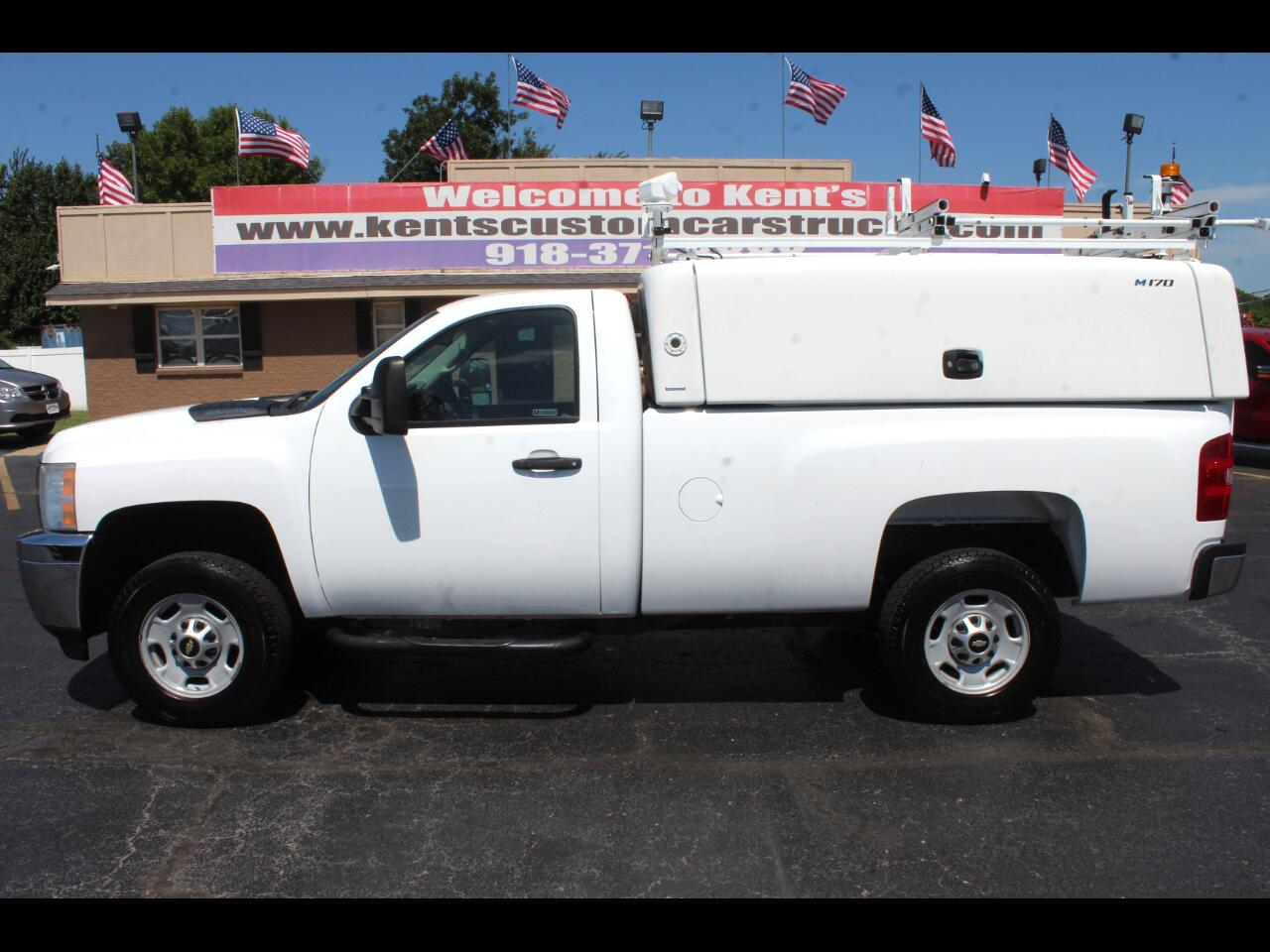2011 Chevrolet Silverado 2500HD Work Truck Regular Cab 2WD Long Bed
