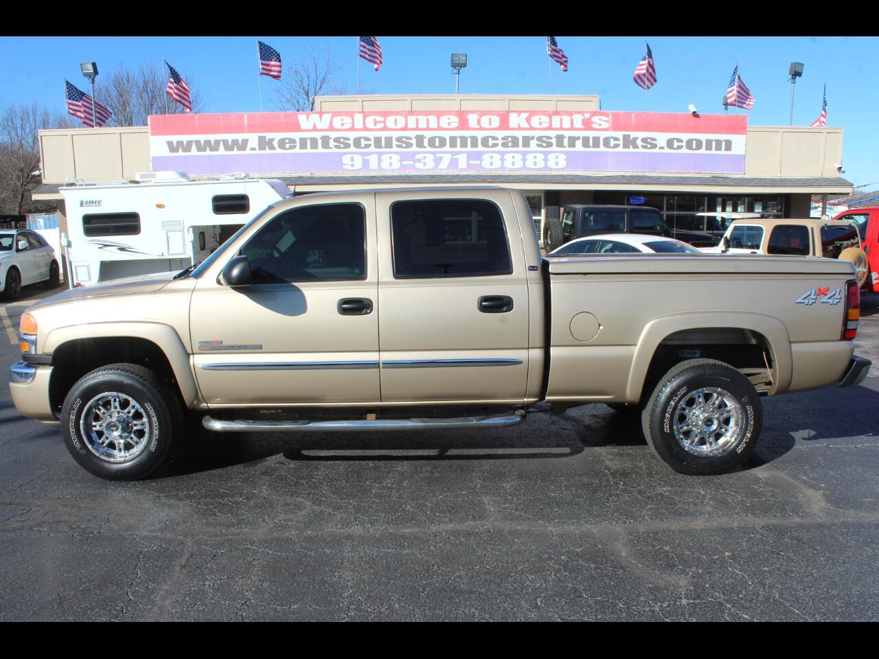 GMC Sierra 2500HD  2005