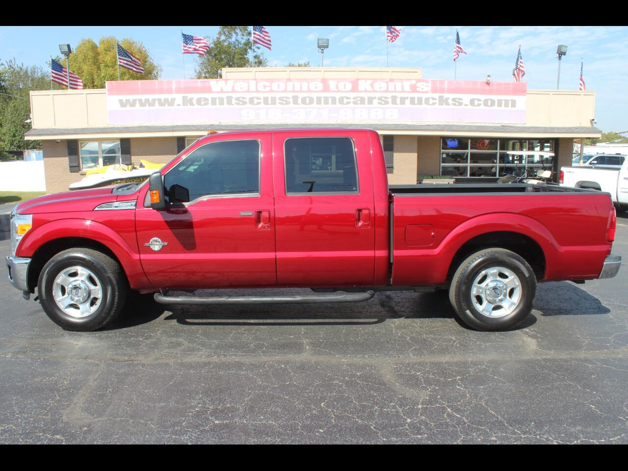 Ford F-250 SD  2014