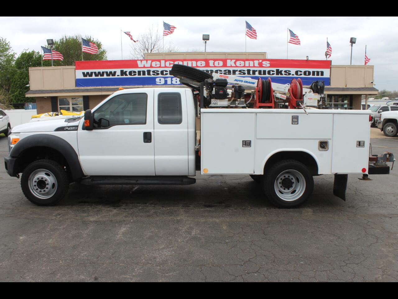 Ford F-450 SD  2015