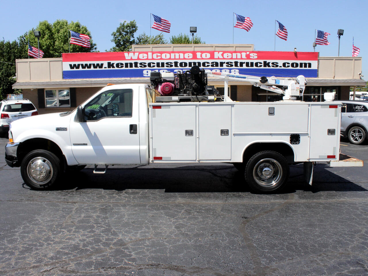 Ford F-450 SD  2003