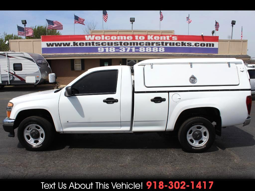 2009 Chevrolet Colorado Work Truck 2WD Service Body