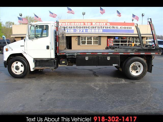 2004 Freightliner FL70 Reel Loader Truck