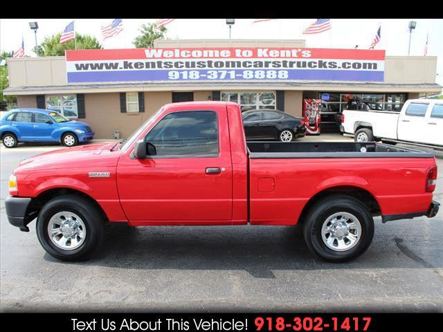 2010 Ford Ranger XL Reg. Cab Short Bed 2WD