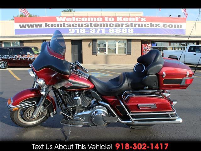 2007 Harley-Davidson FLHTCU