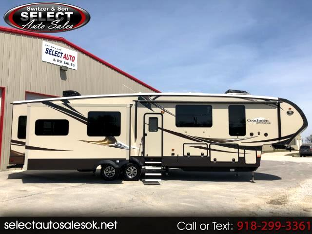 2017 Coachmen Brookstone BK395