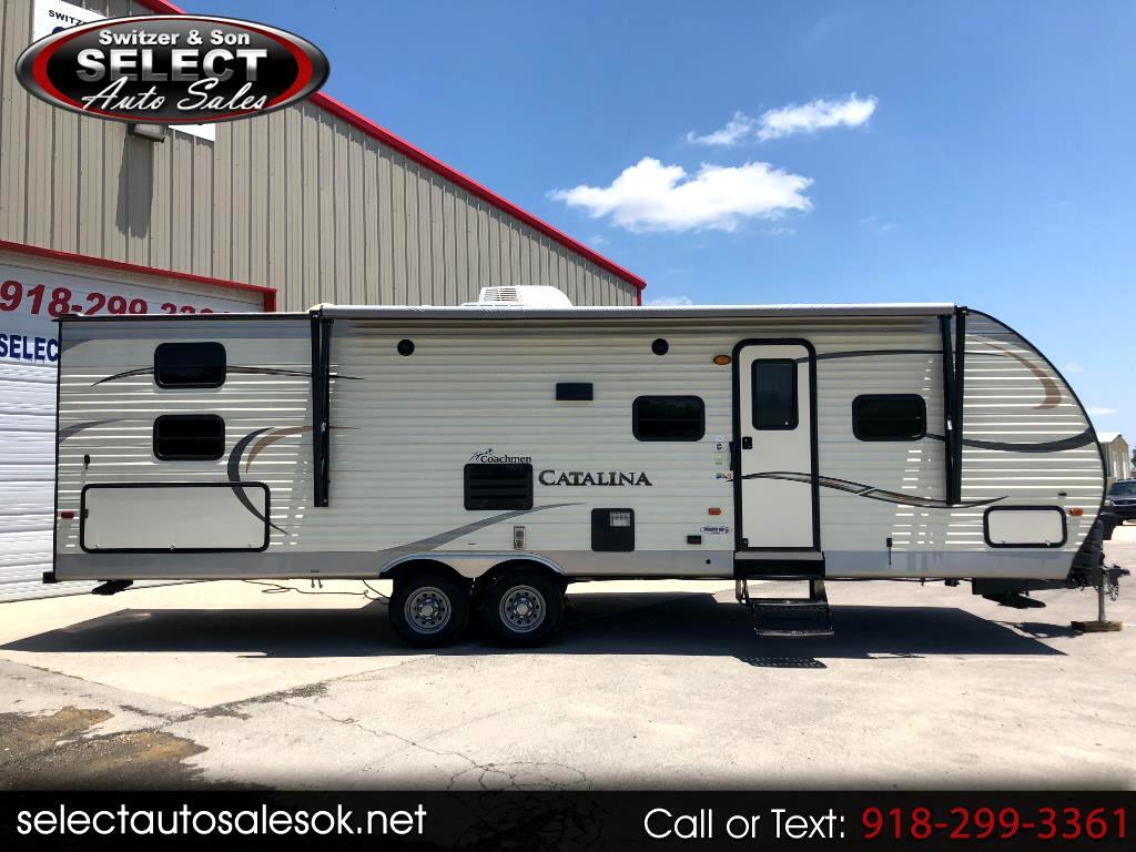 2016 Coachmen Catalina 293QBCK