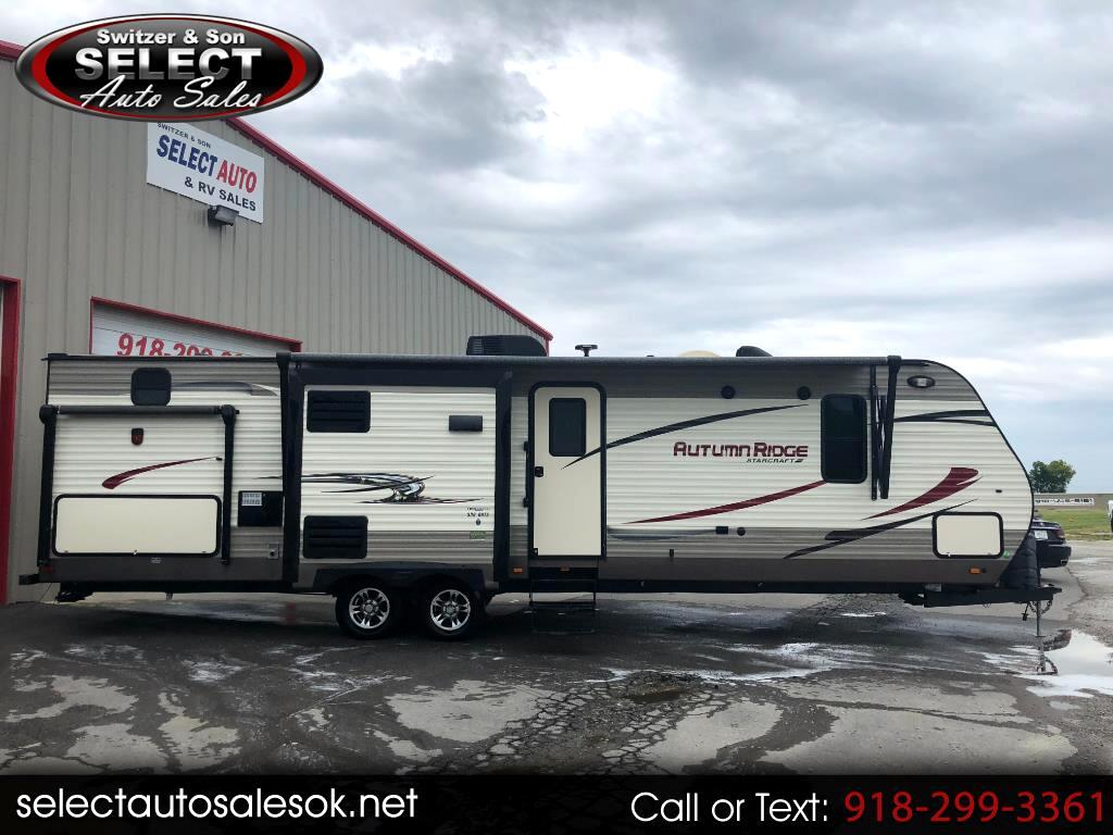 2016 StarCraft Autumn Ridge 339 BHTS