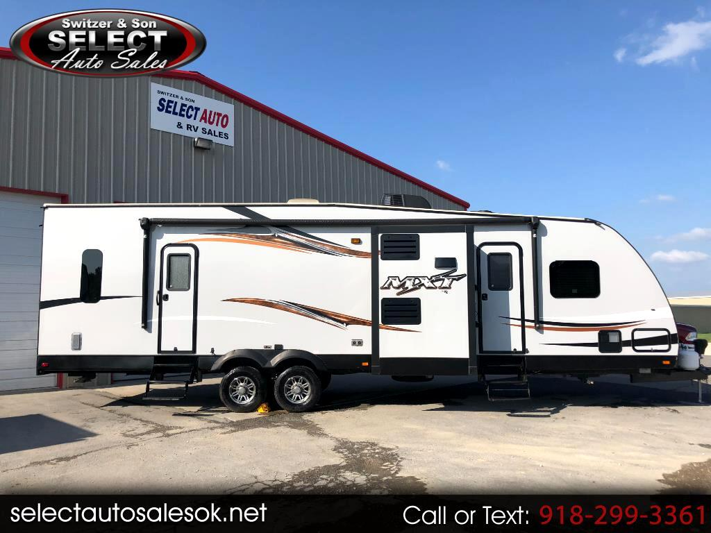 2017 KZ Recreational Vehicles Sportsmen MXT3192
