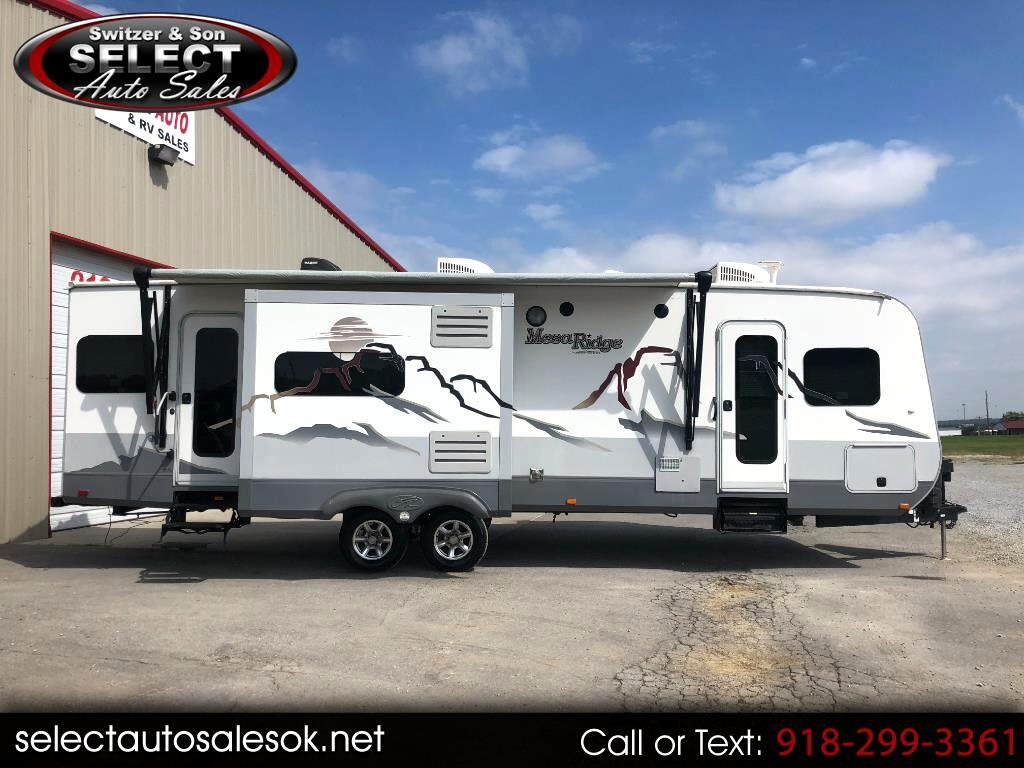 2014 Open Range RV Mesa Ridge 291RLS