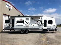 2014 Open Range RV Mesa Ridge