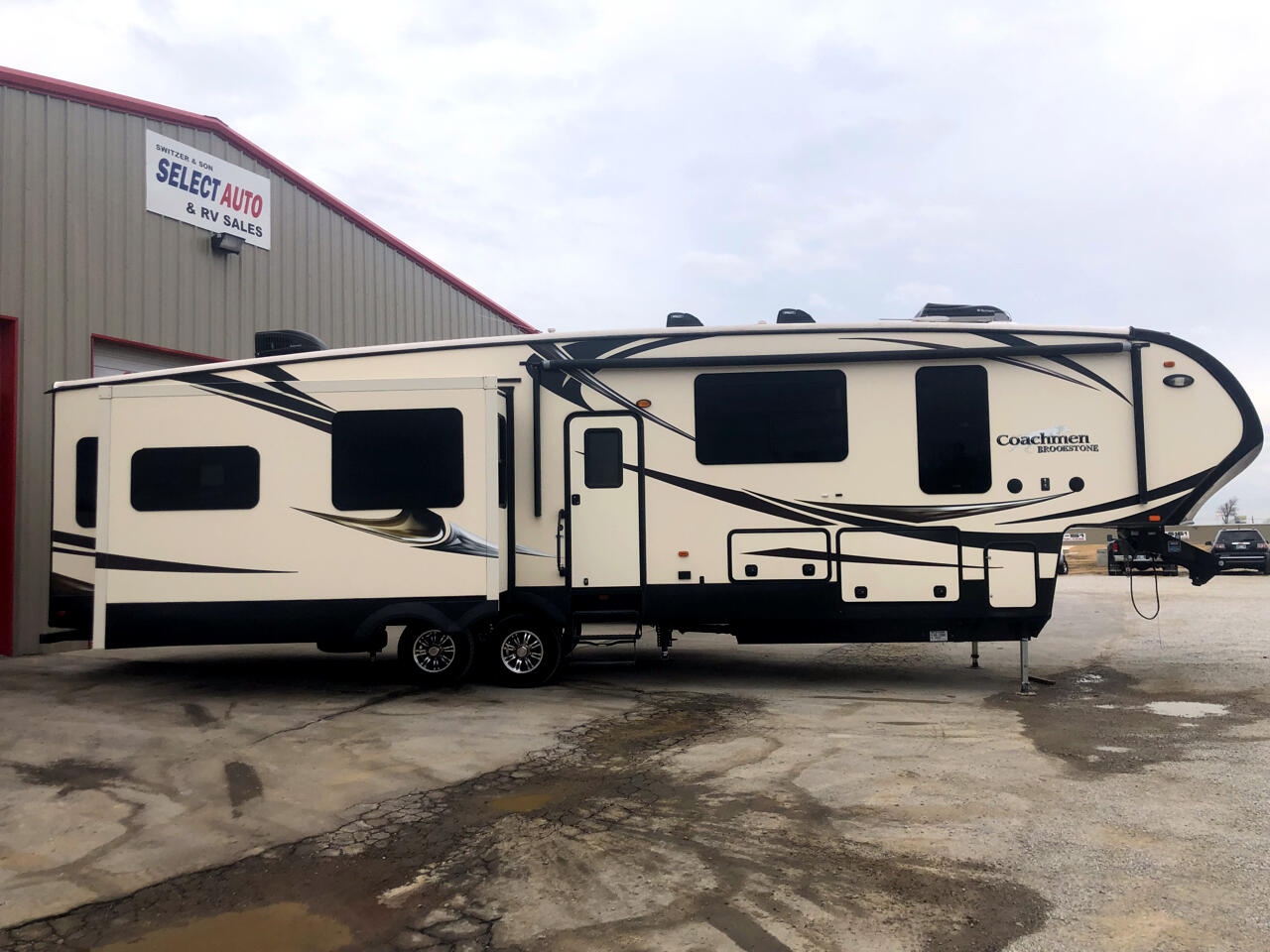 2016 Coachmen Brookstone 395RL