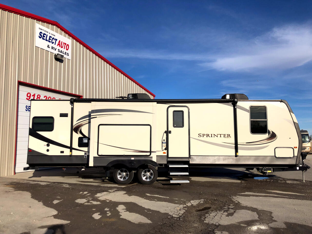 2017 Keystone RV Sprinter 312MLS