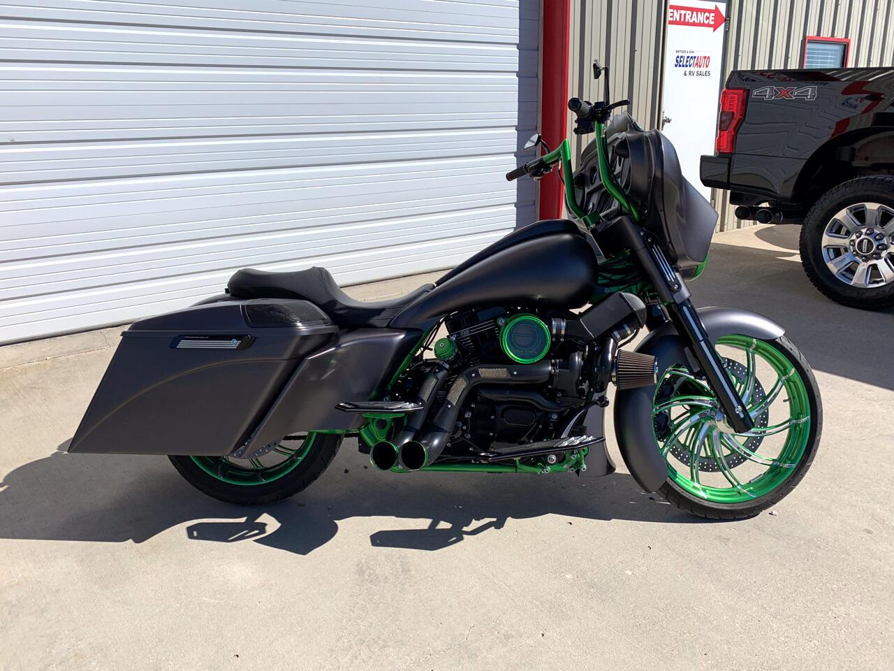 2016 Harley-Davidson Street Glide Special Custom