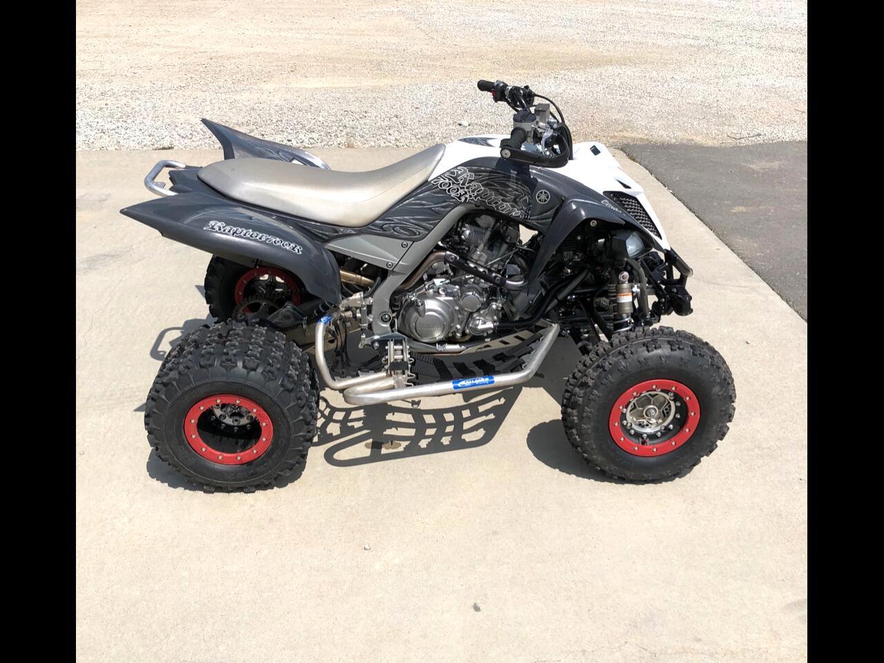 2014 Yamaha Raptor 700 R SE
