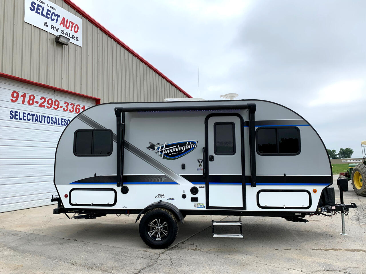 2018 Jayco Hummingbird 17FD WITH BAHA PACKAGE
