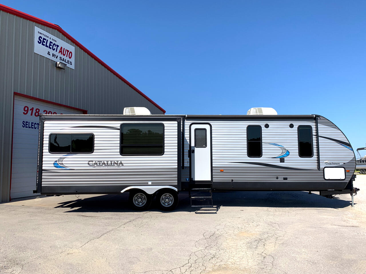 2018 Coachmen Catalina Legacy Edition 333RETS