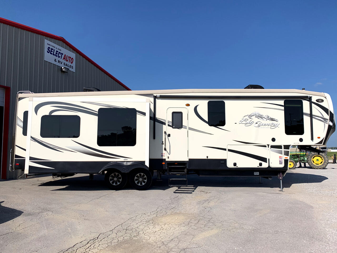 2015 Heartland Big Country 3650RL