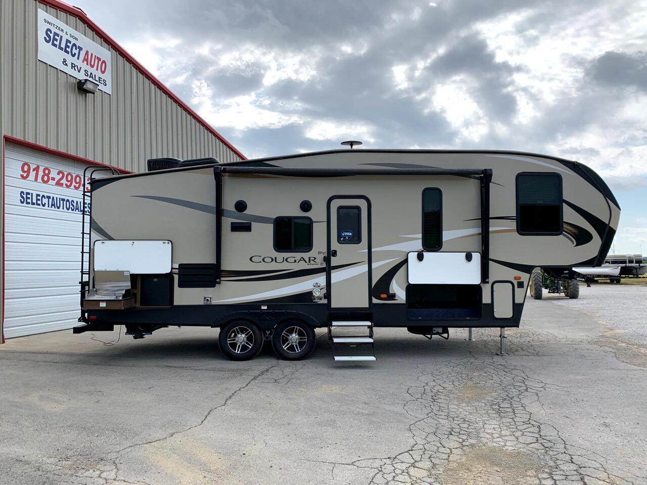 2018 Keystone RV Cougar 25RES